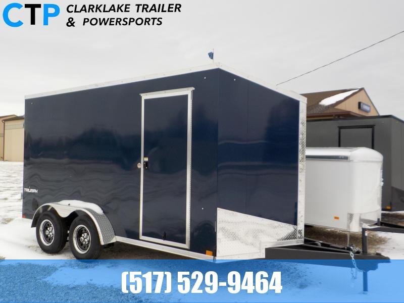 2022 Formula Triumph 7X14 Enclosed Cargo Trailer