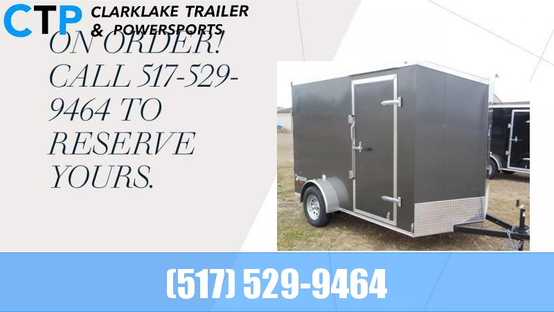 2021 Haul-About Cougar 5X8 Enclosed Cargo Trailer