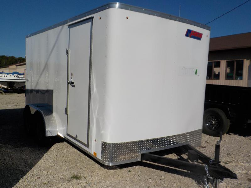 2022 Pace American Outback 7X14 Enclosed Cargo Trailer