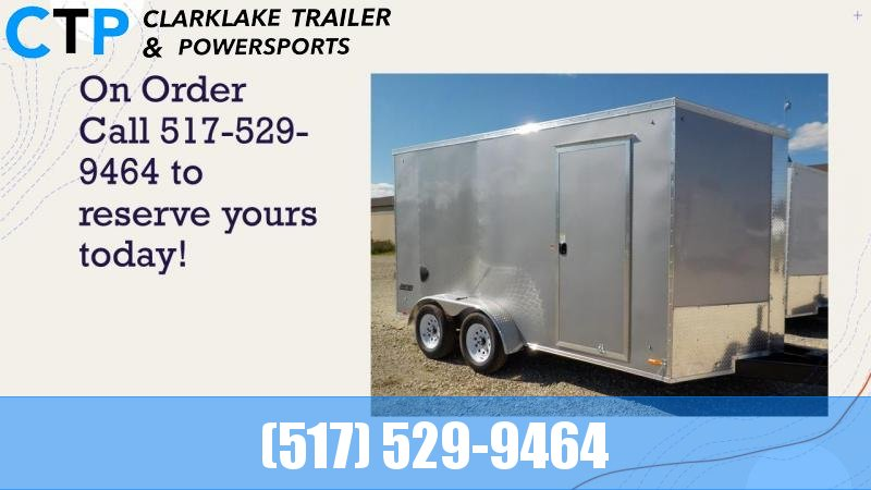 2021 Pace American Journey 7X14 Enclosed Cargo Trailer