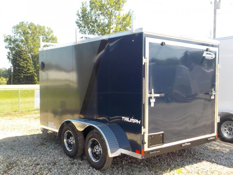 2021 Formula Triumph 7X12 Enclosed Cargo Trailer