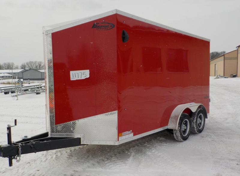 2022 Formula Triumph 7X14 Enclosed Cargo Trailer