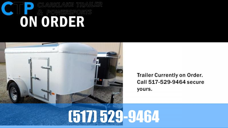 2021 Haul-About Lynx 5X8 Enclosed Cargo Trailer