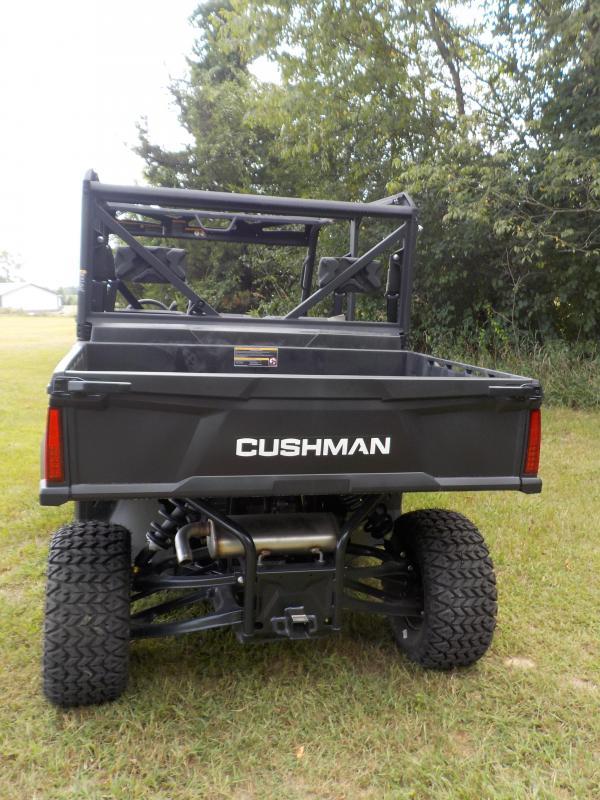 2020 Cushman Hauler 4X4 Crew Diesel Utility Side-by-Side (UTV)