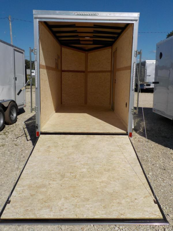2021 Pace American Journey 6X12 Enclosed Cargo Trailer