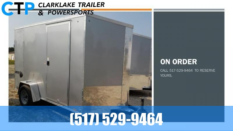 2021 Pace American Journey 6X10 Enclosed Cargo Trailer