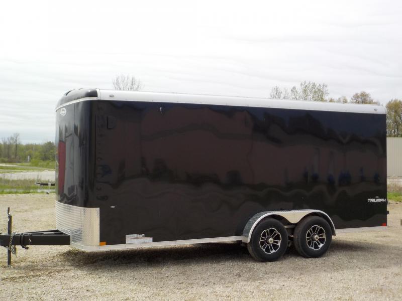 2021 Formula Trailers Triumph Enclosed Cargo Trailer