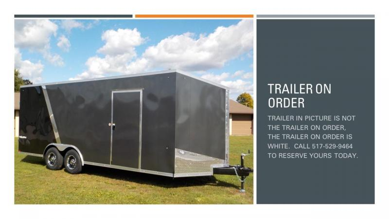 2021 Formula Trailers Triumph Enclosed Cargo Trailer