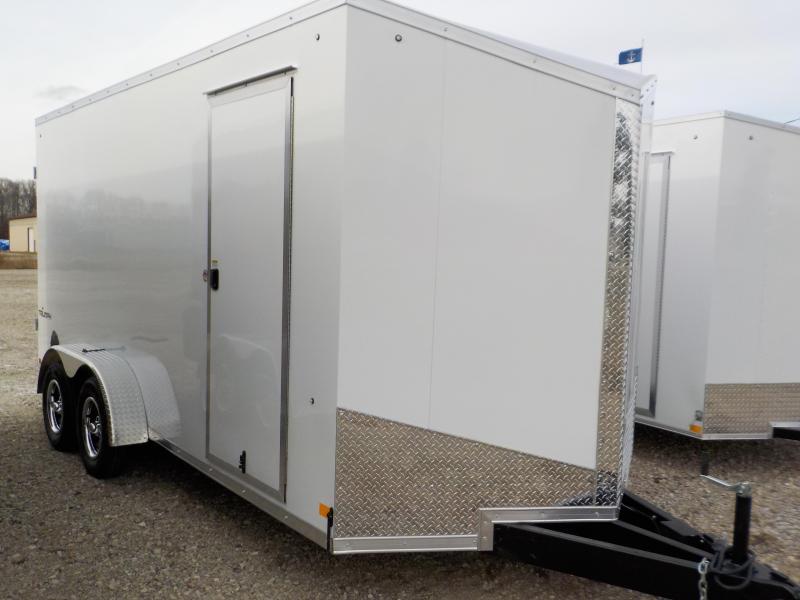 2021 Formula Trailers Triumph 7X16 Enclosed Cargo Trailer