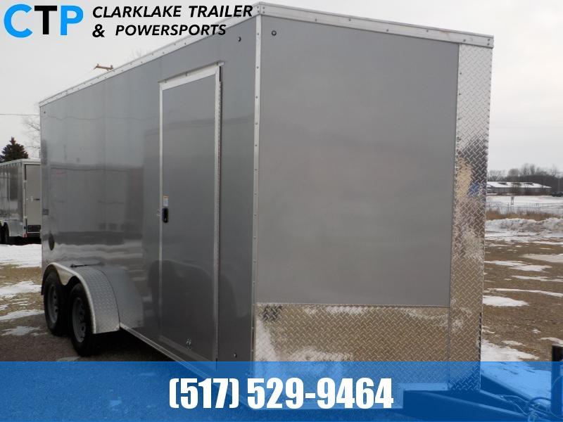 2021 Pace American Journey SE 7X16 Cargo Cargo / Enclosed Trailer