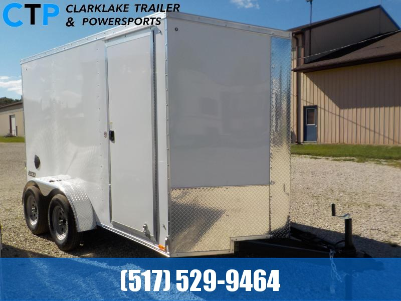 2021 Pace American Journey SE 6X12 Cargo Enclosed Cargo Trailer