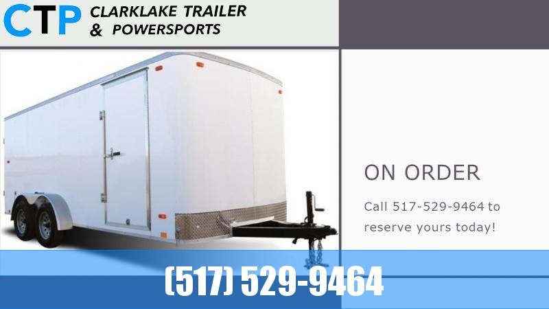 2021 Pace American Outback 6X12 Enclosed Cargo Trailer