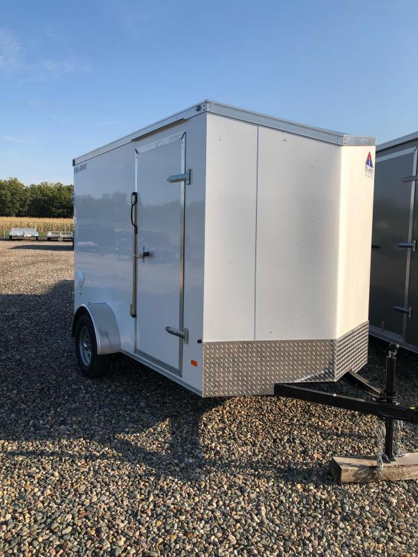 2022 Haul-About CGR6x10SA Enclosed Trailer