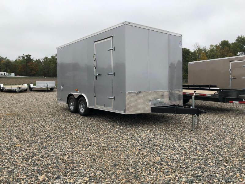 2022 Haul-About 85x16 TA3 Enclosed Cargo Trailer