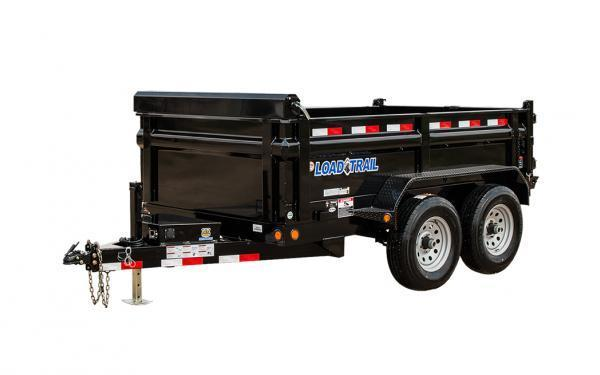 2020 Loadtrail 14' Dump Trailer
