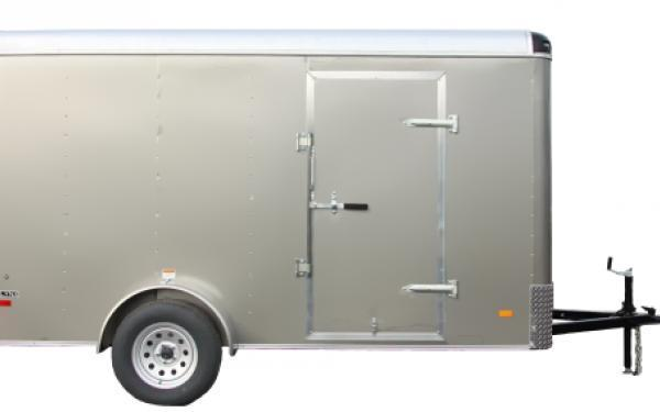 2020 Haul-About LNX5X8SA Enclosed Trailer