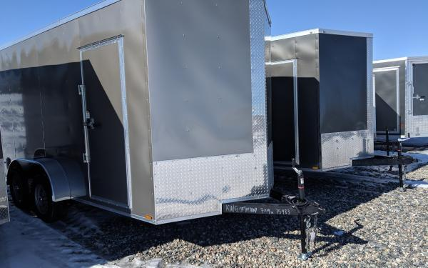 2020 Rainbow Trailers 7x14 Enclosed