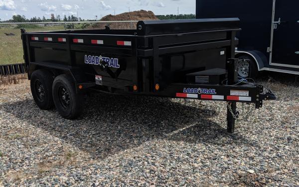 2020 Load Trail 83X12 TA Dump Trailer