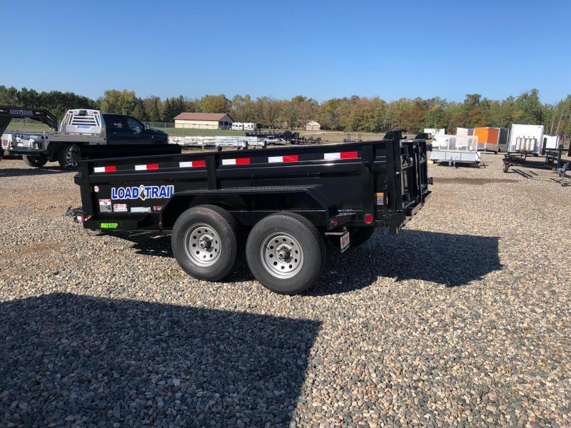 2022 Load Trail 72x12 TA 2/5.2k Dump Trailer