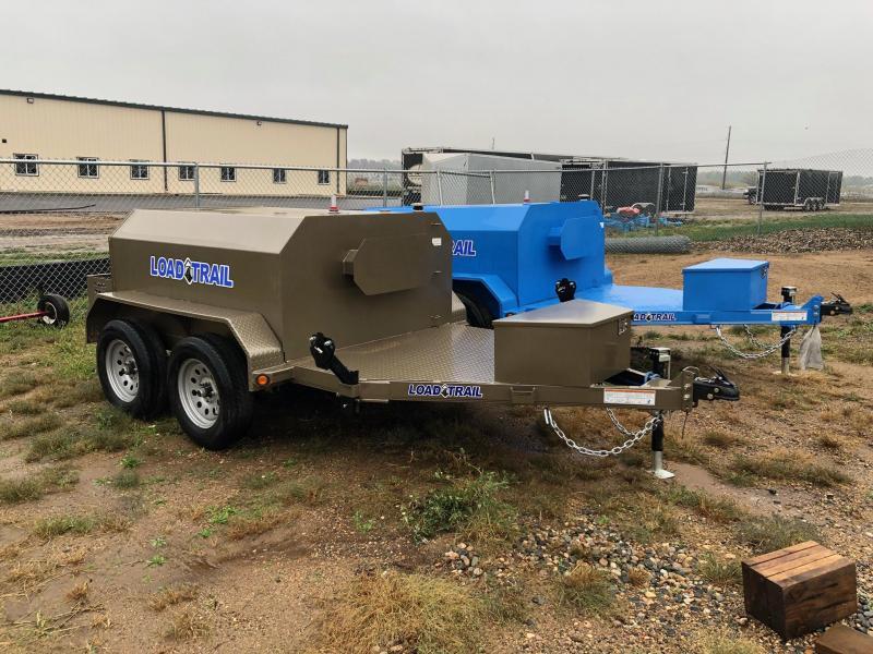 2022 Load Trail 60x11' Gas Hauler Tank Trailer