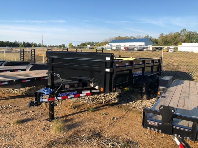 2022 Load Trail 83x16 TA 14K  Dump Trailer