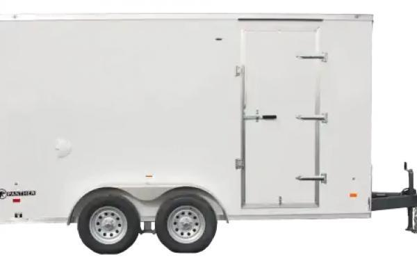 2020 Haul-About PAN7X12SA Enclosed Trailer