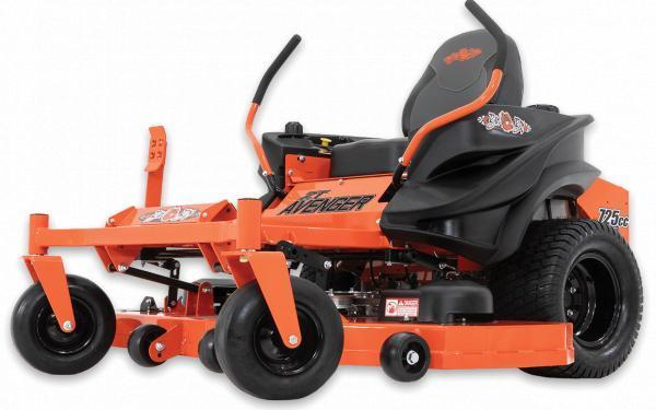 "Bad Boy Mower 54"" Avenger"