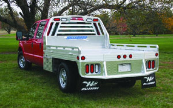 Hillsboro Alum Truck Bed