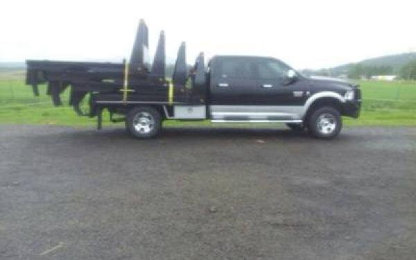 2022 Bradford Built 8484-42 WF C/A Chevy truck bed