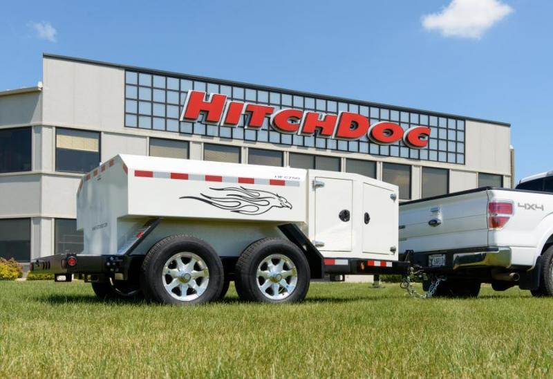2021 HitchDoc HFC750 Fuel Trailer