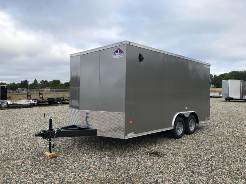 2022 Haul-About 85x16 TA2 Enclosed Cargo Trailer