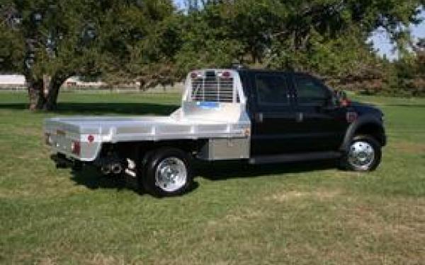 2020 Hillsboro Alum Truck Bed