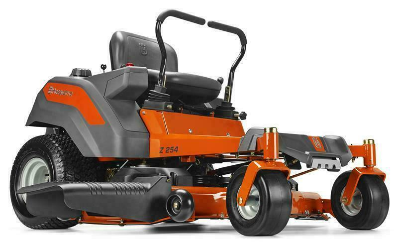 2021 Husqvarna Z254F Zero Turn Lawn Mower