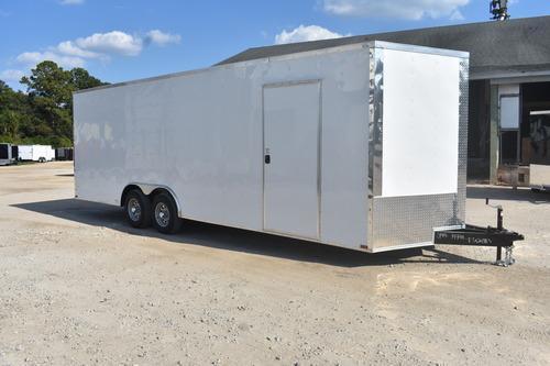 2021 Quality Cargo 8.5x16TA  Enclosed Cargo Trailer