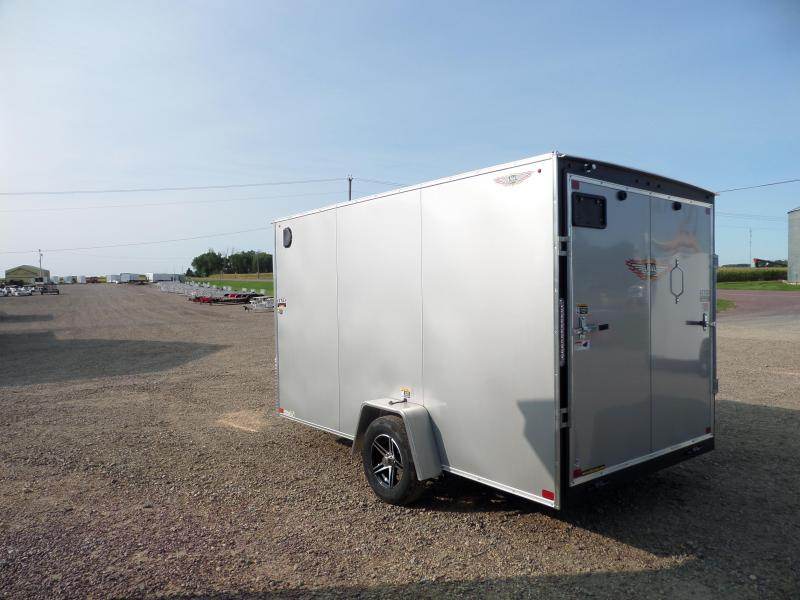 2022 H and H Trailer H8412SFTV-035 Cargo / Enclosed Trailer