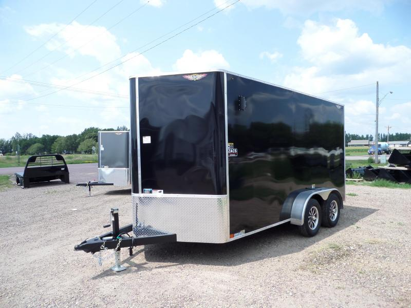 2022 H and H Trailer H8414TFTV-070 Cargo / Enclosed Trailer