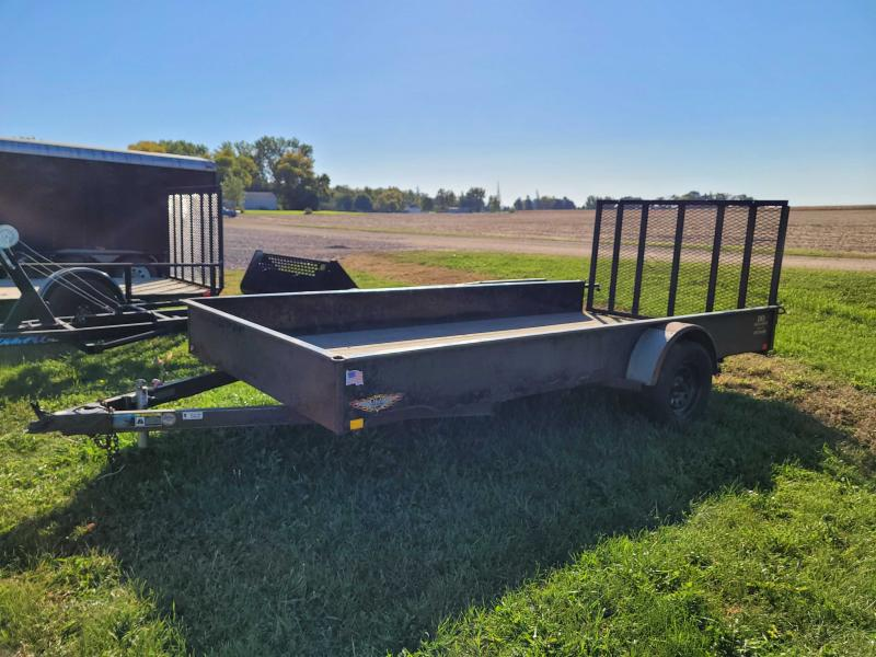 2014 H and H Trailer H8214SS-030 Utility Trailer