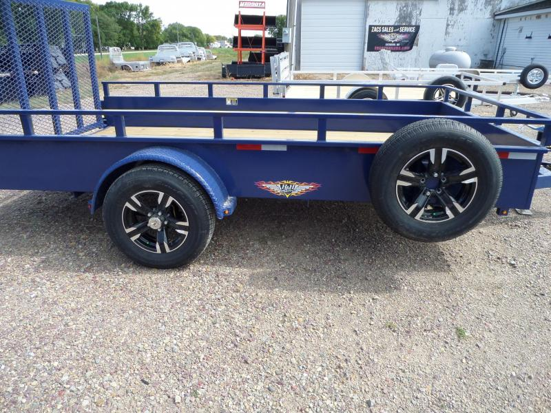 2022 H and H Trailer H8212SS-030 Utility Trailer
