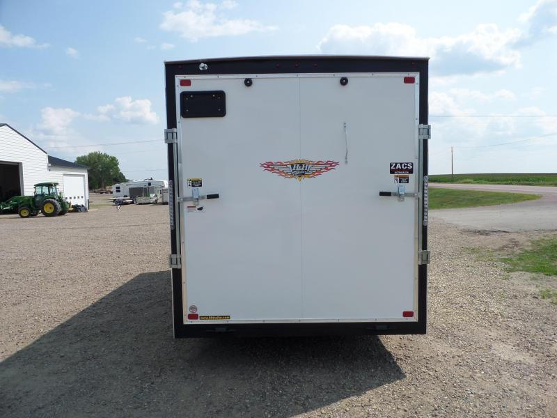 2021 H and H Trailer H8416TFTV-070 Utility Trailer