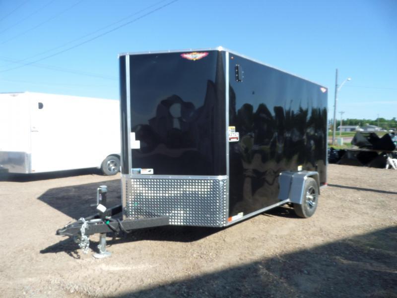 2021 H and H Trailer H8412SFTV-050 Cargo / Enclosed Trailer