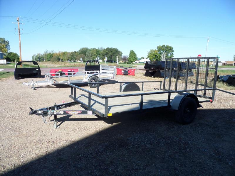 2017 H and H Trailer H8212RS-030 Utility Trailer