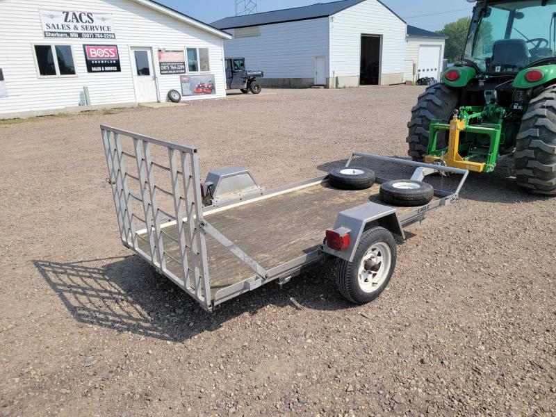 2001 Baughman Products EAGLE 488 Utility Trailer