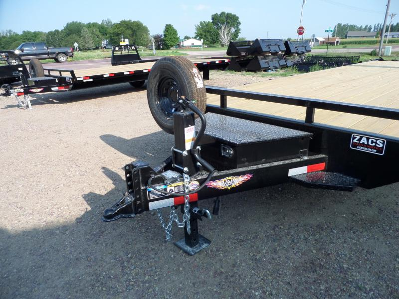 2021 H and H Trailer H10222HDL-140 Utility Trailer