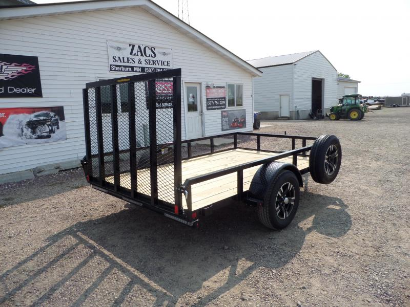 2022 H and H Trailer H7610RS-030 Utility Trailer