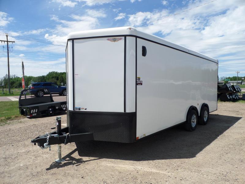 2021 H and H Trailer H9620TRTV-100 Cargo / Enclosed Trailer