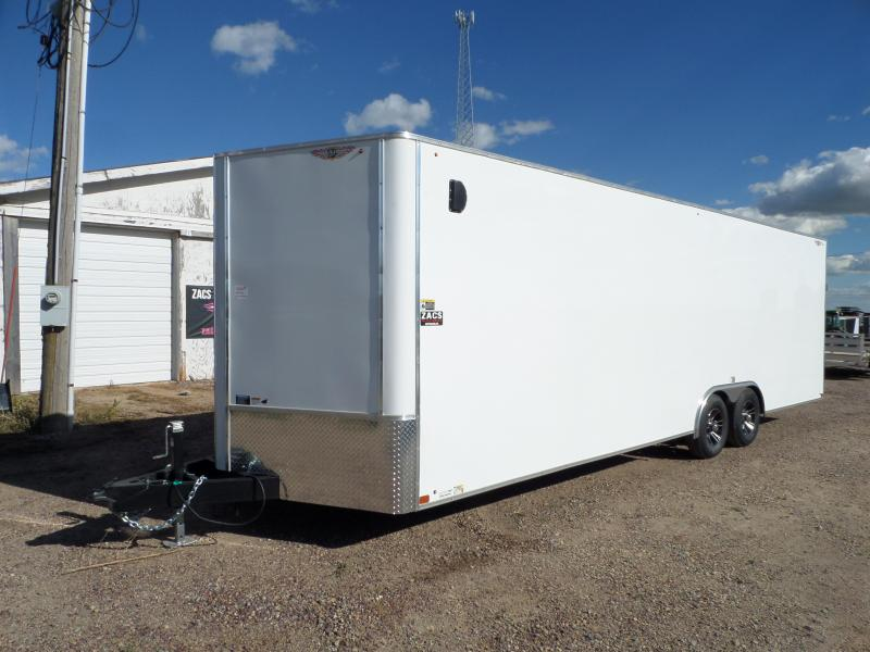 2022 H and H Trailer H10126FTCHV-100 Car / Racing Trailer