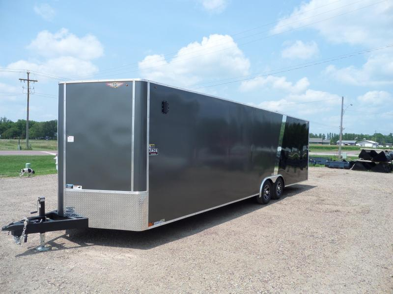 2021 H and H Trailer H10128FTCHV-100 Car / Racing Trailer