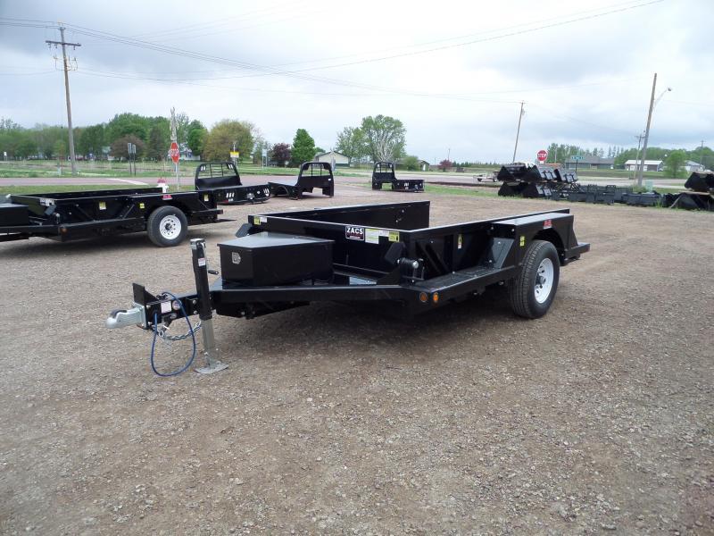 2020 B-B HDT1070E Equipment Trailer