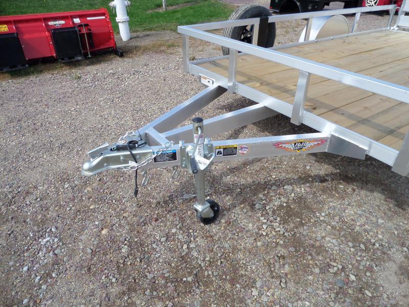 2022 TSC H7612RSA-030 Utility Trailer