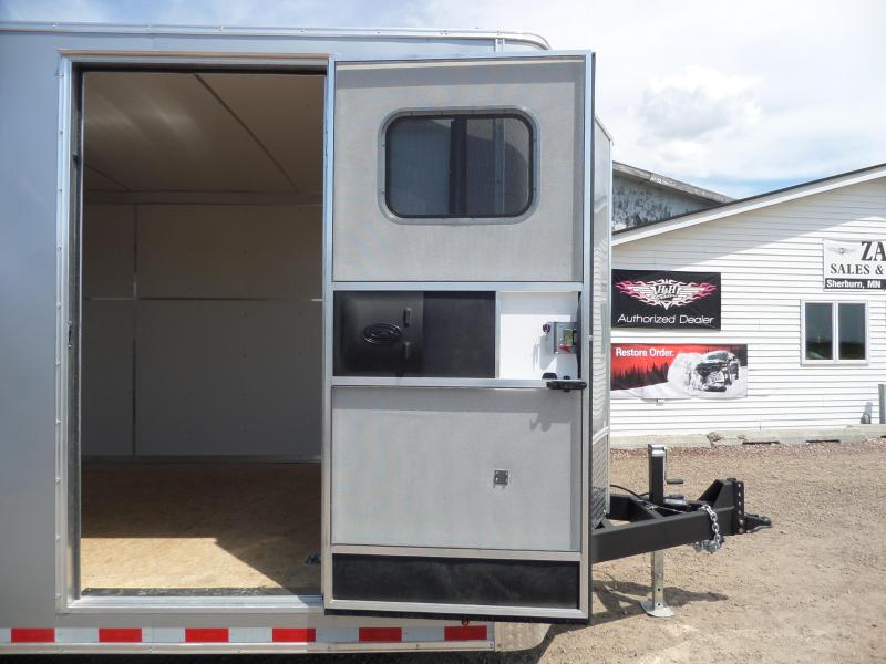 2021 H and H Trailer H10124FTCHV-140 Cargo / Enclosed Trailer
